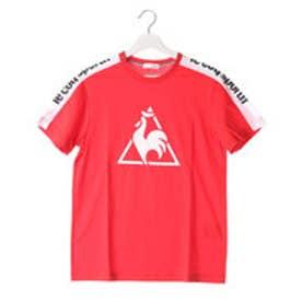 ルコックスポルティフ le coq sportif トレーニング 半袖シャツ QB-010863 [メンズ] (レッド)