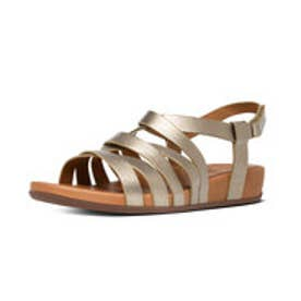 フィットフロップ fitflop LUMY LEATHER SANDAL (Pale Gold)