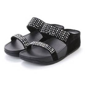 フィットフロップ fitflop NOVY SLIDE (Black)
