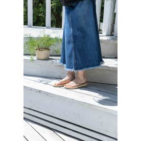 フィットフロップ fitflop IQUSHION ERGONOMIC FLIP-FLOPS (Gold)