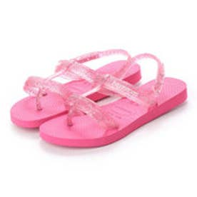 ハワイアナス havaianas KIDS JOY (shocking pink)