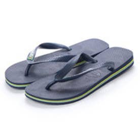 ハワイアナス havaianas BRASIL LOGO (kids sizes) (navy blue)