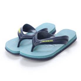 ハワイアナス havaianas KIDS MAX (navy blue/mineral blue)
