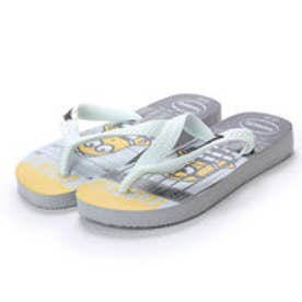 ハワイアナス havaianas MINIONS (kids sizes) (ice grey)