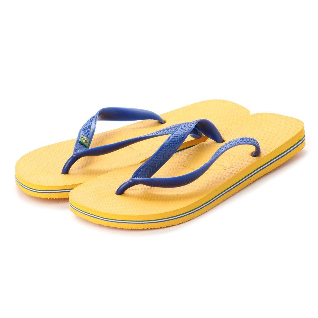 【SALE 20%OFF】ハワイアナス havaianas BRASIL (banana yellow) レディース メンズ