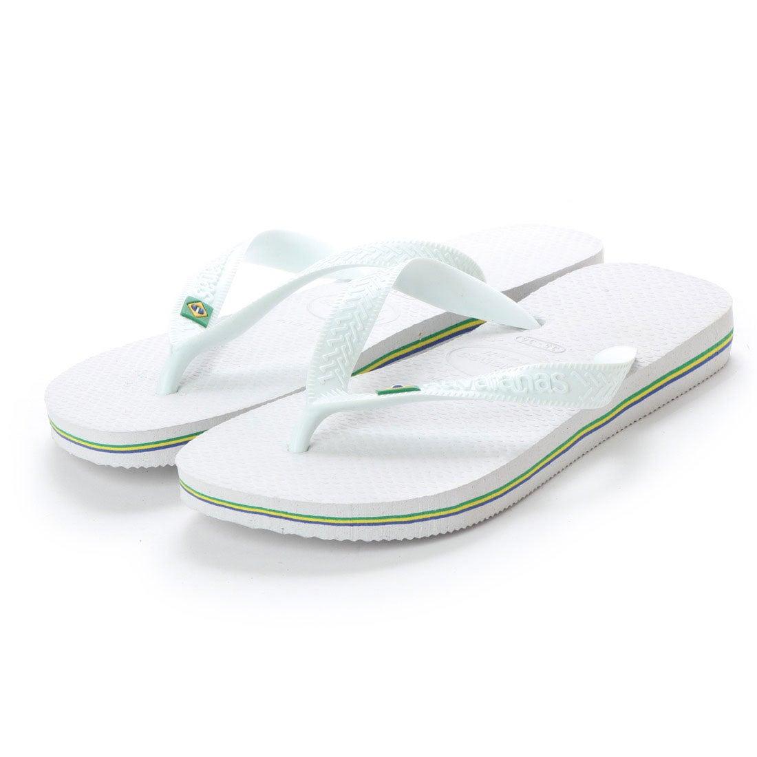 【SALE 20%OFF】ハワイアナス havaianas BRASIL (white) レディース メンズ