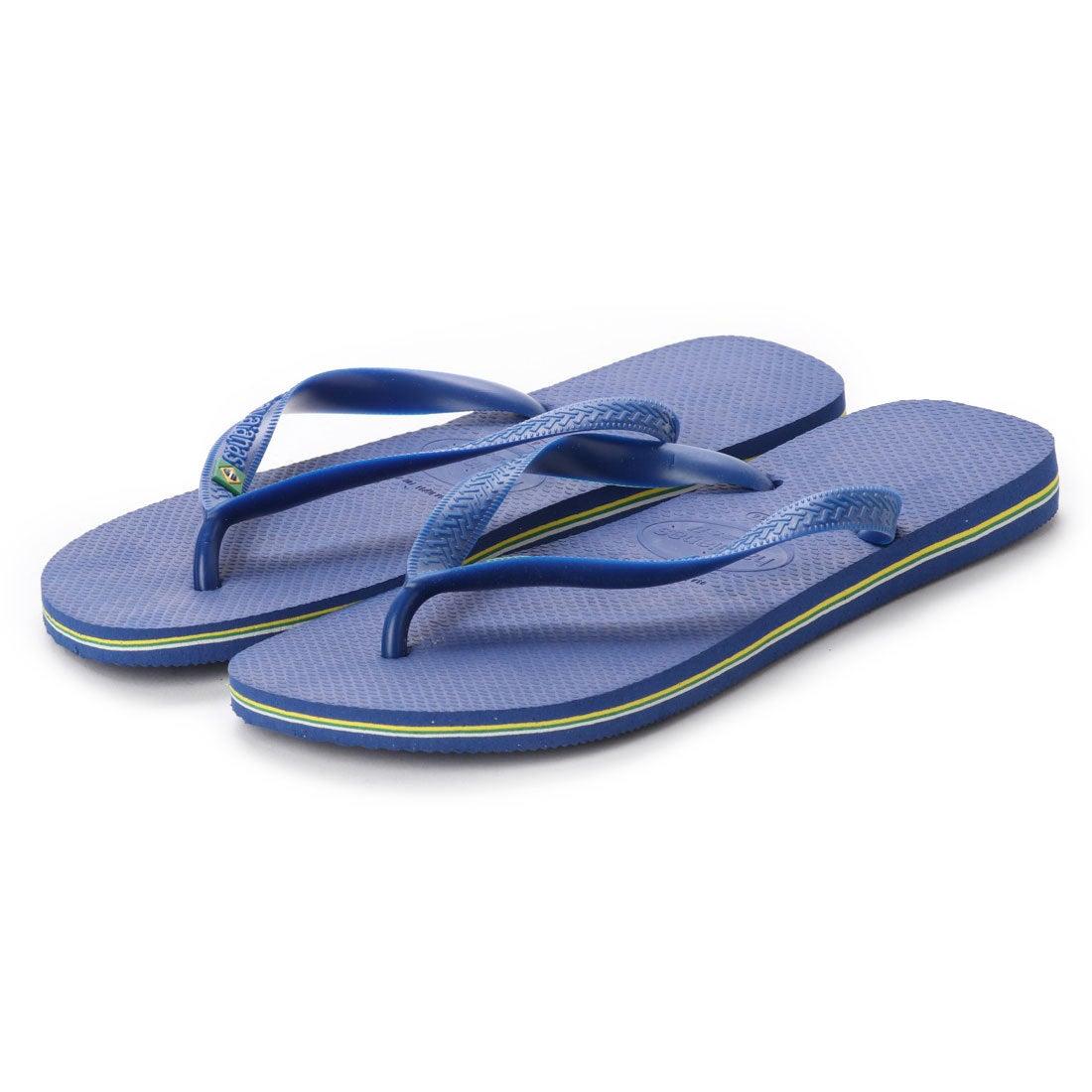 【SALE 20%OFF】ハワイアナス havaianas BRASIL (marine blue) レディース メンズ