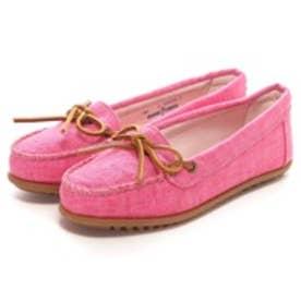 ミネトンカ MINNE TONKA CANVAS  MOC(Hot  Pink)