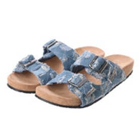 ミネトンカ Minnetonka mi-74000-gia (LIGHT BLUE DENIM)