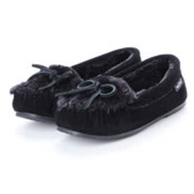 ミネトンカ Minnetonka KYLAH SLIPPER 40729 (BLACK)