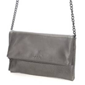 エコー ECCO Delight Clutch (WARM GREY METALLIC)