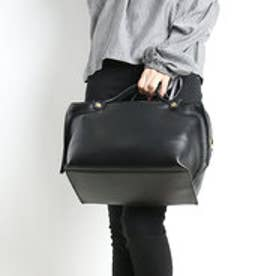 エコー ECCO Sculptured Handbag (BLACK)