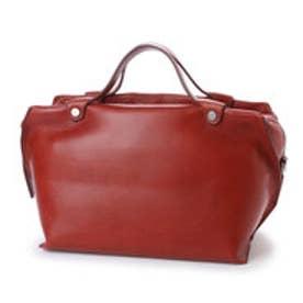 エコー ECCO Sculptured Handbag (RED CLAY)