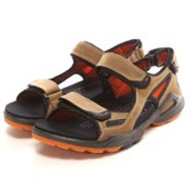 エコー ECCO TERRAIN SANDAL MENS(NAVAJO BROWN/TERRACOTTA)