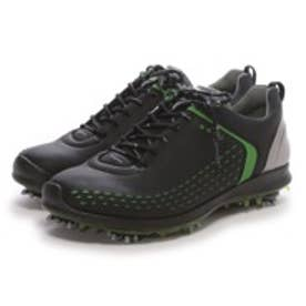 エコー ECCO MEN'S GOLF BIOM G 2(BLACK/LIME PUNCH)