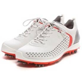 エコー ECCO MEN'S GOLF BIOM G 2(WHITE/FIRE)
