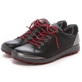 エコー ECCO MEN'S GOLF BIOM HYBRID 2(BLACK/BRICK)