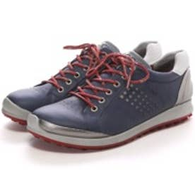エコー ECCO MEN'S GOLF BIOM HYBRID 2(TRUE NAVY/BRICK)