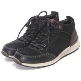 エコー ECCO CS14 MEN'S(BLACK/BLACK/BORDEAUX)