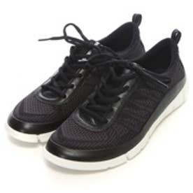 エコー ECCO Intrinsic Knit (BLACK/MOONLESS)