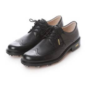 エコー ECCO ECCO GOLF MEN'S WORLD CLA. (BLACK/BLACK)