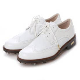 エコー ECCO ECCO GOLF MEN'S WORLD CLA. (WHITE/WHITE)