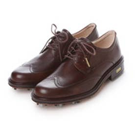 エコー ECCO ECCO GOLF MEN'S WORLD CLA. (COCOA BROWN/COCOA BROWN)