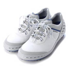 エコー ECCO ECCO MEN'S GOLF CAGE (WHITE/ROYAL)