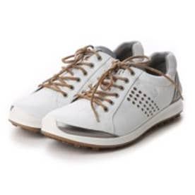 エコー ECCO ECCO MEN'S GOLF BIOM HYBRID 2 (WHITE/MINERAL)