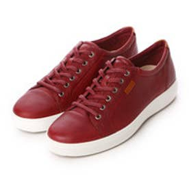 エコー ECCO ECCO Mens Soft 7 Sneaker (PORT)