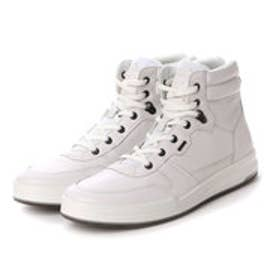 エコー ECCO ECCO Jack High Top (WHITE)
