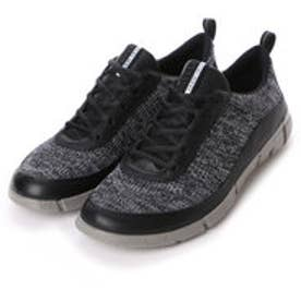 エコー ECCO ECCO Mens Intrinsic Knit (BLACK/CONCRETE)