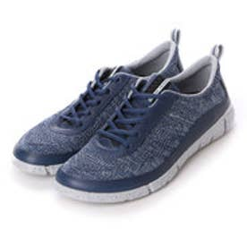 エコー ECCO ECCO Mens Intrinsic Knit (TRUE NAVY/CONCRETE)