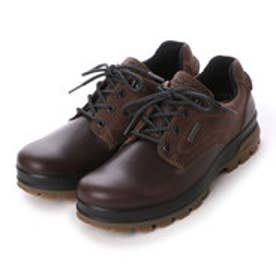 エコー ECCO ECCO Rugged Track GTX Tie (DARK CLAY/COFFEE)