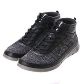 エコー ECCO ECCO Mens Intrinsic 1 High (BLACK/CONCRETE)
