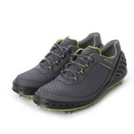 エコー ECCO ECCO MEN'S GOLF CAGE (Dark Shadow-D.Sh/Sulphur)