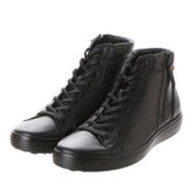 エコー ECCO SOFT 7 MEN'S (BLACK/LION)