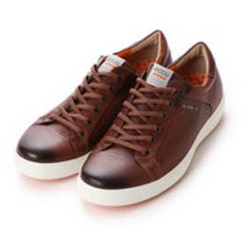 エコー ECCO MEN'S GOLF CASUAL HYBRID (Brown)