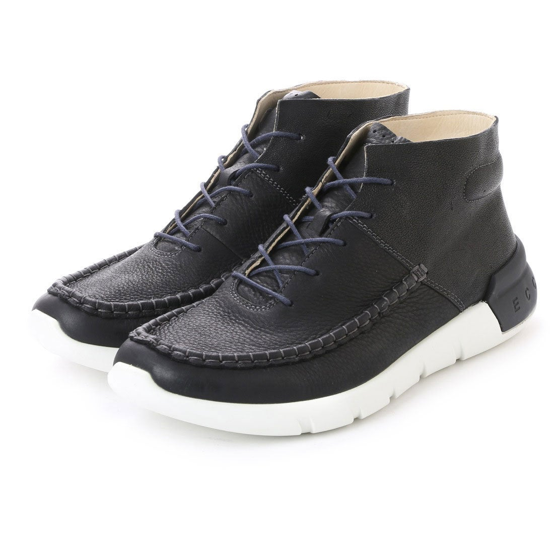 【SALE 20%OFF】エコー ECCO Cross X (BLACK/BLACK) メンズ
