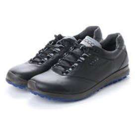 エコー ECCO M. Golf Biom Hybrid 2 (BLACK/BERMUDA BLUE)