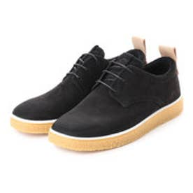 エコー ECCO Mens Crepetray Derby Tie (BLACKPOWDER)
