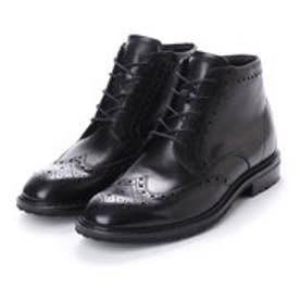 エコー ECCO Vitrus I Wing Tip Boot (BLACK)