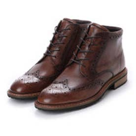 エコー ECCO Vitrus I Wing Tip Boot (NATURE)