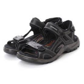 エコー ECCO Mens Offroad Sandal (BLACK)