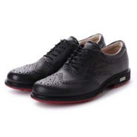 エコー ECCO Mens Tour Hybrid Wingtip (BLACK)