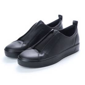 エコー ECCO Mens Soft 8 Stretch Low (BLACK)