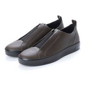 エコー ECCO Mens Soft 8 Stretch Low (GRAPE LEAF)