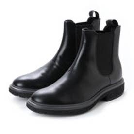 エコー ECCO Mens Crepetray Low Boot (BLACK)