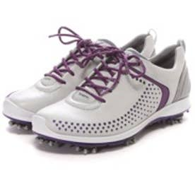 エコー ECCO WOMEN'S GOLF BIOM G 2(CONCRETE/IMPERIAL PURPLE)