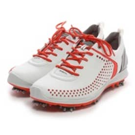 エコー ECCO WOMEN'S GOLF BIOM G 2(WHITE/FIRE)